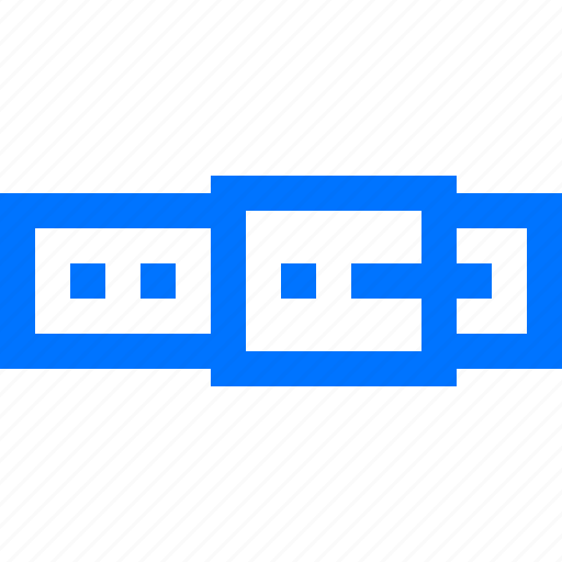 belt, clothes, laundry icon