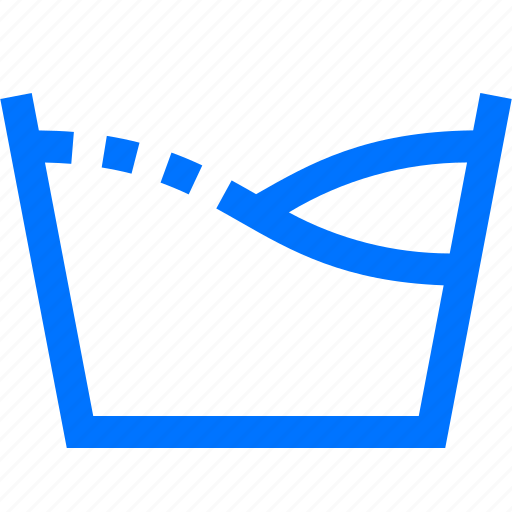clothes, laundry, quantity, sign, water icon
