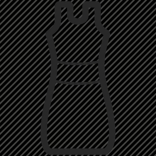 clothes, dress, shopping, women wear icon