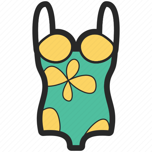 clothes, shopping, sport wear, swimming suit icon