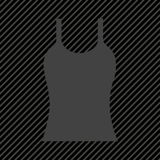 casual wear, outfit, sports wear, swim wear, under shirt, vest icon