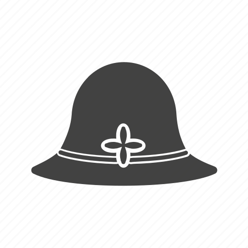 bonnet, cap, hat, stylisht hat icon