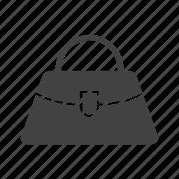 bag, clutch, fashionable bag, hand bag, ladies bag, purse icon