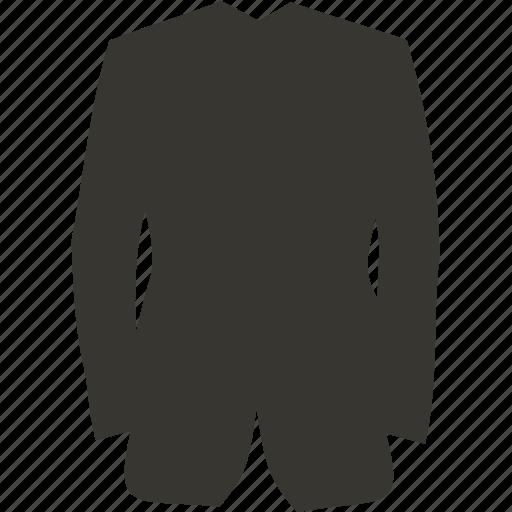clothing, fashion, style, suit icon