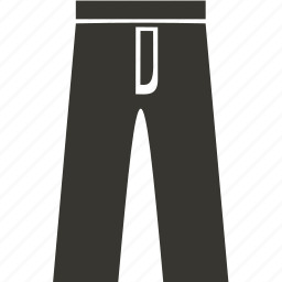 clothing, fashion, pants, style, trousers icon
