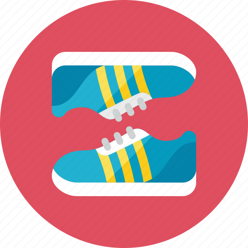 3, sneakers icon