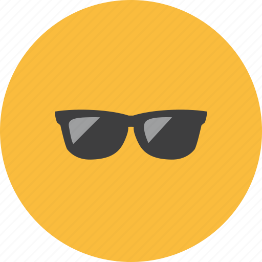 2, sunglasses icon