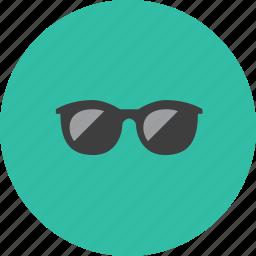 3, sunglasses icon