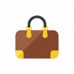 bag, designer icon