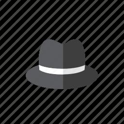 3, hat icon