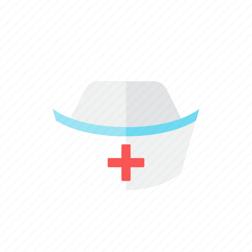 hat, nurse icon
