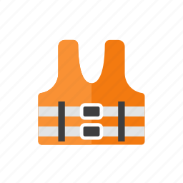 safety, vest icon