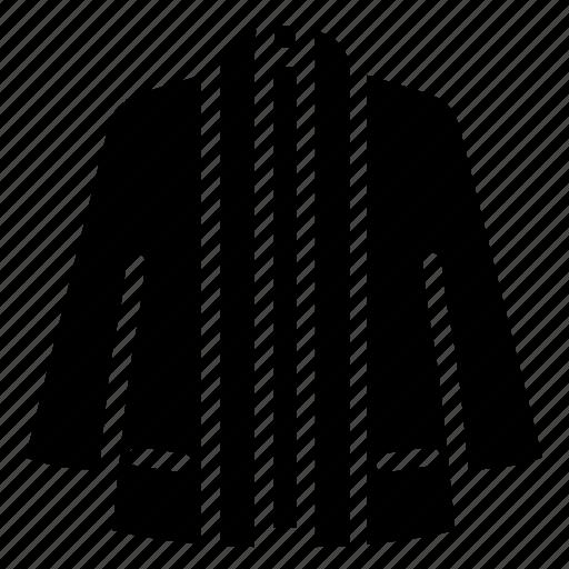 Blazer, clothes, jacket, kimono, kimono jacket, outerwear, tops icon - Download on Iconfinder