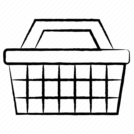 Basket, bucket, cart, shopping icon - Download on Iconfinder