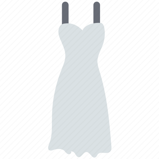 clothes, clothing, fit and flare, summer dress, sun dress, women icon