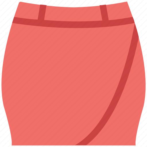 a-line, garment, ladies dress, skirt, women, wraparound icon