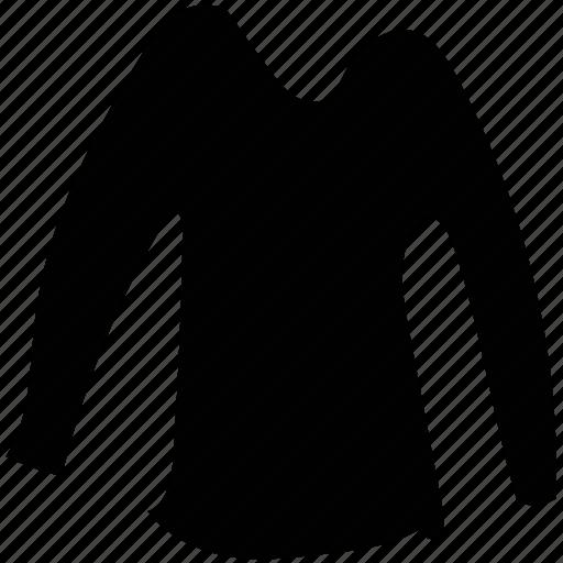 blouse shirt, ladies slim blouse, long sleeve shirt, loose shirt, spring summer fashion, v-neck shirt icon