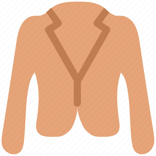 bolero, coat, garment, jacket, ladies, spencer icon