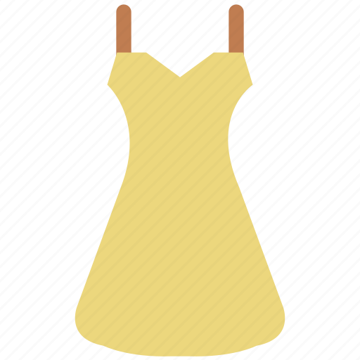 baby doll, ladies, sexy halter, sexy night dress icon