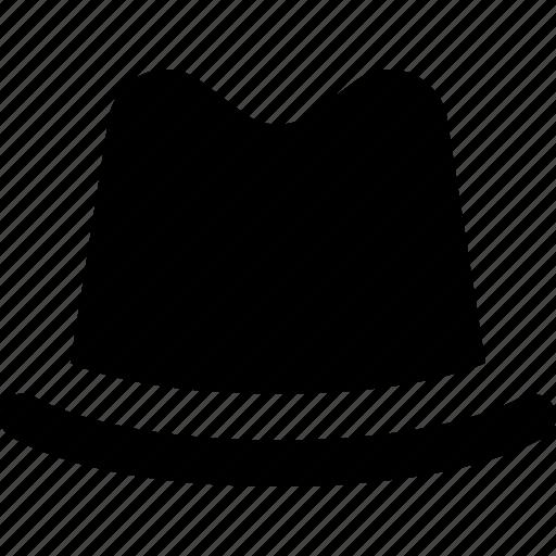 fedora, hat icon