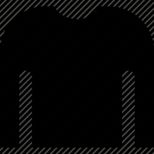 long, shirt, sleeve, t icon