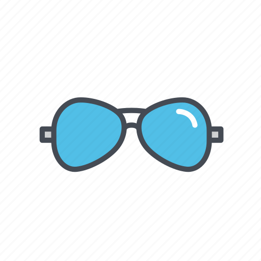 fashion, glasses, shades, spectacles, sunglasses icon