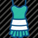 clothes, clothing, dress, fashion, textile icon icon
