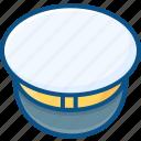 cap, captain, hat, sailor, sea, seaman, travel icon icon