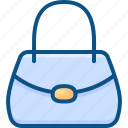 handbag, ladies bag, purse, tote bag, women purse icon icon