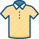 apparel, clothing, fashion, tshirt icon icon
