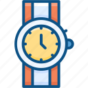accessory, clock, fasion, watch icon icon