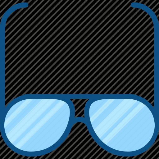 eyeglasses, glare glasses, glasses, shades, spectacles, sun glasses icon icon
