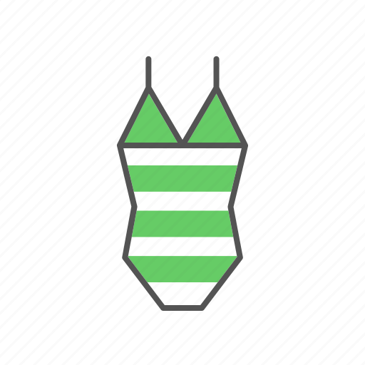 apparel, bathing suit, clothing, swimsuit icon
