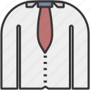 clothing, costume, man, shirt icon