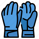 clothing, gloves, shop