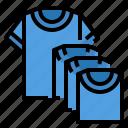 clothing, shirt, shop, stripped, t