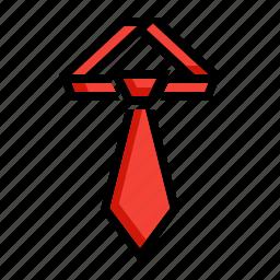 accessory, cravat, necktie, tie icon