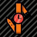 accessory, hand, watch, wristwatch