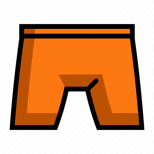 Boxer, pants, shorts, underclothes, underwear icon - Download on Iconfinder