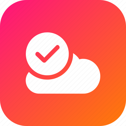 big, cloud, data, database, exact, online, storage icon