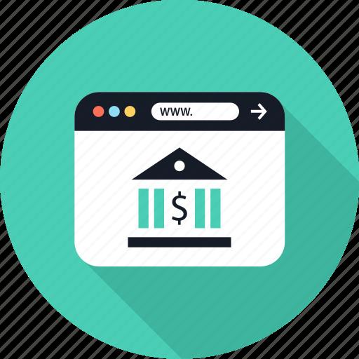 Bank, banker, banking icon - Download on Iconfinder