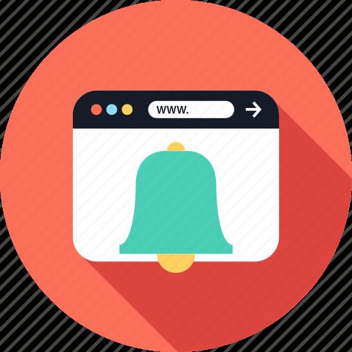 Bell, reminder, schedule icon - Download on Iconfinder