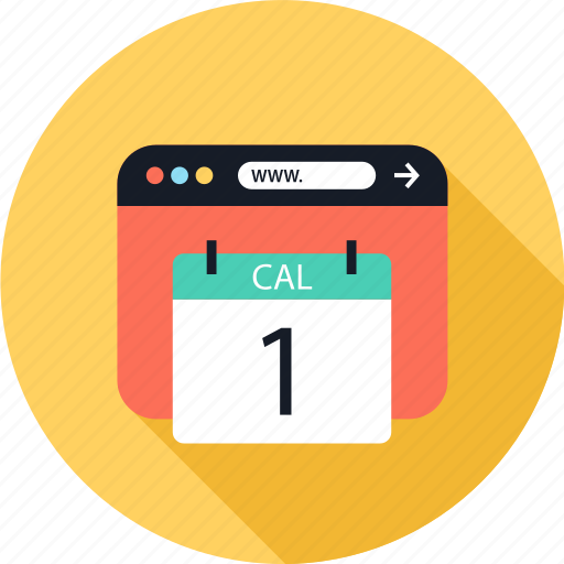 Calendar, event, number, one, 1 icon - Download on Iconfinder