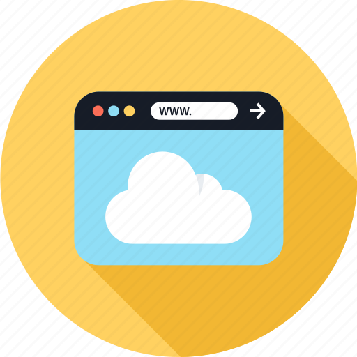 cloud, data, save, up icon