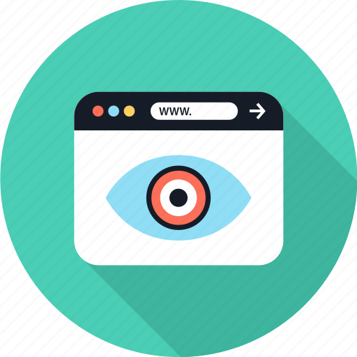 Eye, time, view, watch icon - Download on Iconfinder