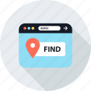 find, gps, locate, pin