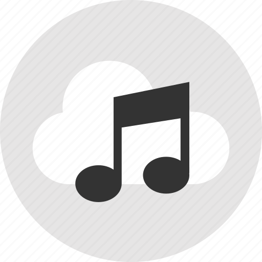 music, note, play, technology icon