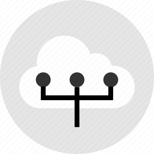 cloud, net, networking, networks icon