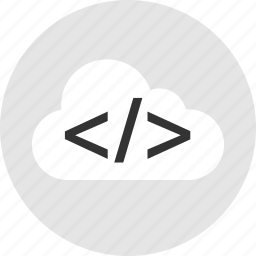 cloud, online, storage, technology icon