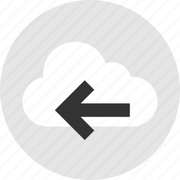 storage, technology, weather icon